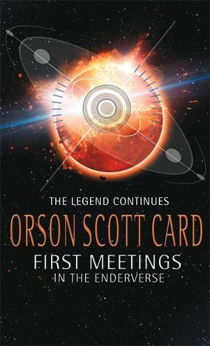 First Meetings: In The Enderverse (Paperback)