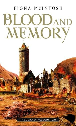 Blood And Memory: The Quickening Book Two - Quickening (Paperback)