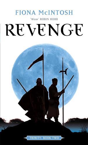 Revenge: Book Two: Trinity Series - Trinity (Paperback)
