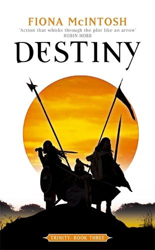 Destiny: Trinity Book Three: Book Three: Trinity Series - Trinity (Paperback)