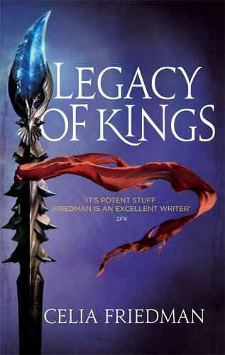 Legacy Of Kings: The Magister Trilogy: Book Three - Magister 3 (Paperback)