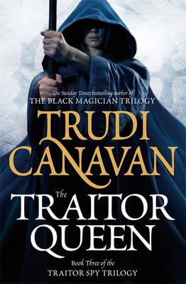 The Traitor Queen - The Traitor Spy 3 (Hardback)