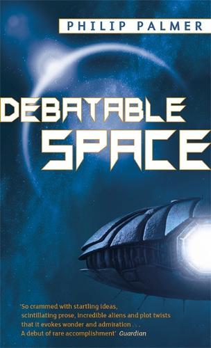 Debatable Space (Paperback)