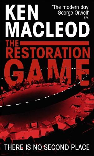 The Restoration Game (Paperback)