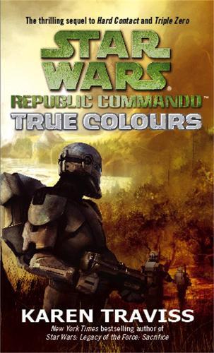 Star Wars Republic Commando: True Colours (Paperback)
