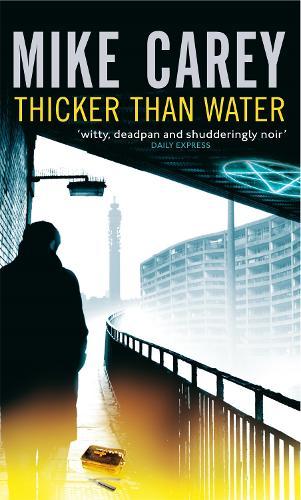 Thicker Than Water: A Felix Castor Novel - Felix Castor Novel (Paperback)