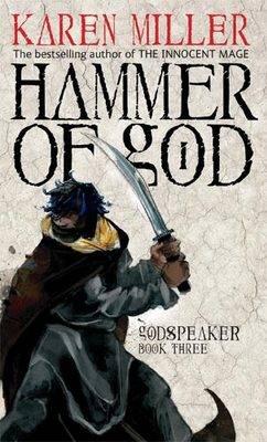 Hammer of God - Godspeaker Bk. 3 (Paperback)