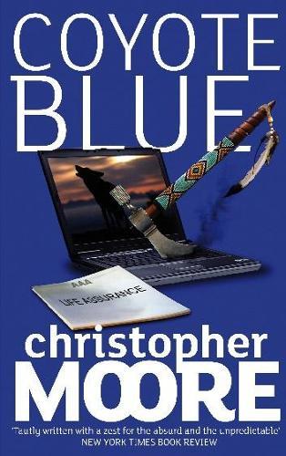 Coyote Blue: A Novel (Paperback)