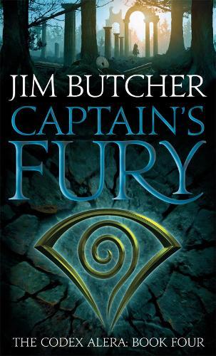 Captain's Fury: The Codex Alera: Book Four - Codex Alera (Paperback)