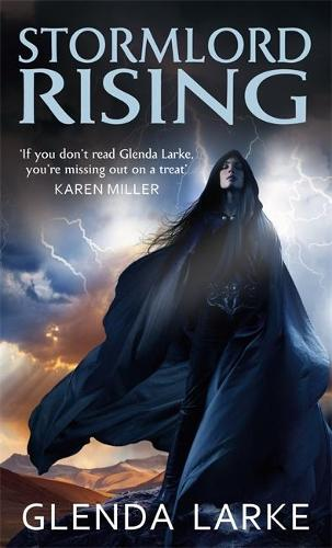 Stormlord Rising: Book 2 of the Stormlord trilogy - Stormlord Trilogy (Paperback)