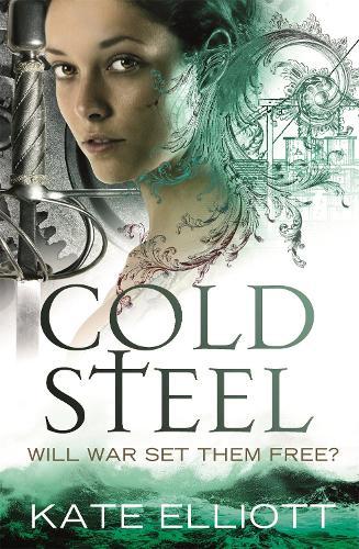 Cold Steel: Spiritwalker: Book Three - Spiritwalker (Paperback)