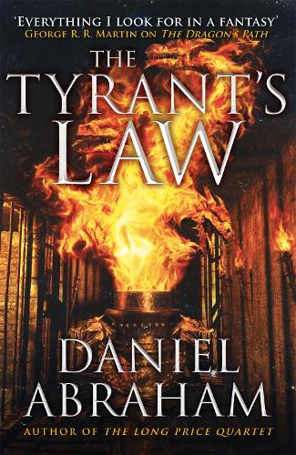 The Tyrant's Law: Book 3 of the Dagger and the Coin - Dagger and the Coin (Paperback)