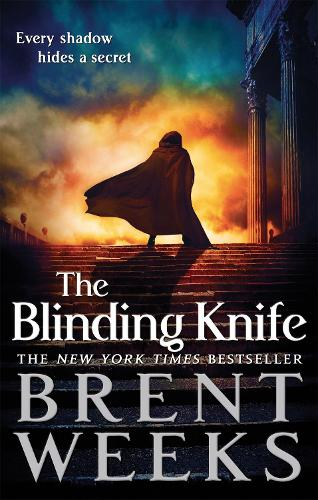 The Blinding Knife: Book 2 of Lightbringer - Lightbringer (Paperback)