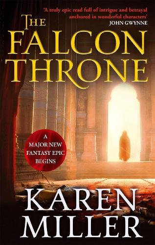 The Falcon Throne: Book One of the Tarnished Crown - Tarnished Crown (Paperback)