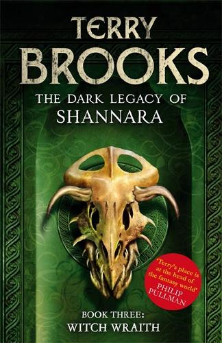 Witch Wraith: Book 3 of The Dark Legacy of Shannara - Dark Legacy of Shannara (Paperback)