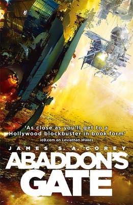 Abaddon's Gate - The Expanse 3 (Paperback)