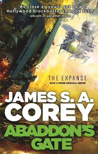 Abaddon's Gate: Book 3 of the Expanse (now a Prime Original series) - Expanse (Paperback)
