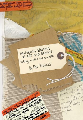 Inspiring Writing in Art and Design: Taking a Line for a Write (Paperback)