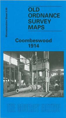 Coombeswood 1914: Worcestershire Sheet 5.09 - Old Ordnance Survey Maps of Worcestershire (Sheet map, folded)