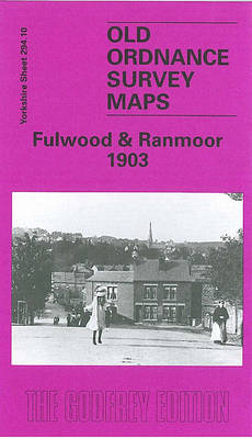 Fulwood and Ranmoor 1902: Yorkshire Sheet 294.10 - Old O.S. Maps of Yorkshire (Sheet map, folded)