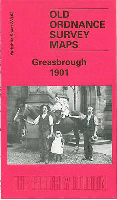 Greasbrough 1905: Yorkshire Sheet 289.02 - Old O.S. Maps of Yorkshire (Sheet map, folded)