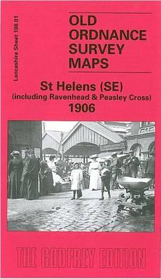 St.Helens (SE) 1906: Lancashire Sheet 108.01 - Old O.S. Maps of Lancashire (Sheet map, folded)