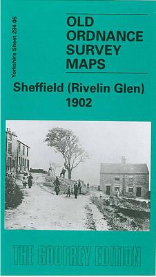Sheffield (Rivelin Glen) 1902: Yorkshire Sheet 294.06 - Old O.S. Maps of Yorkshire (Sheet map, folded)