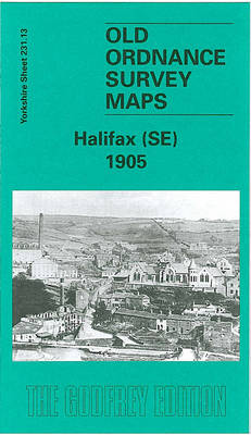 Halifax (South East) 1905: Yorkshire Sheet 231.13 - Old O.S. Maps of Yorkshire (Sheet map, folded)