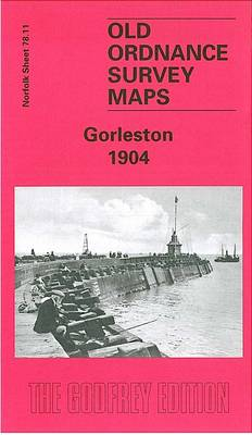 Gorleston 1904: Norfolk Sheet 78.11 - Old O.S. Maps of Norfolk (Sheet map, folded)