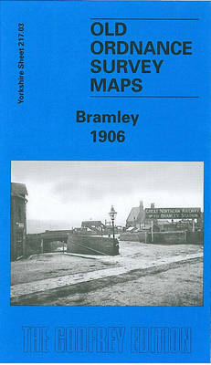 Bramley 1906: Yorkshire Sheet 217.03a - Old O.S. Maps of Yorkshire (Sheet map, folded)