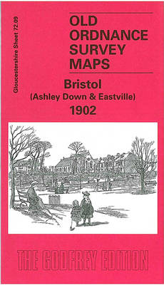 Bristol (Ashley Down and Eastville) 1902: Gloucestershire Sheet 72.09 - Old O.S. Maps of Gloucestershire (Sheet map)