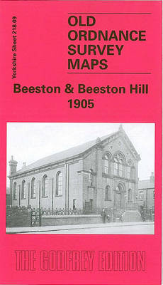 Beeston and Beeston Hill 1905: Yorkshire Sheet 218.09 - Old O.S. Maps of Yorkshire (Sheet map, folded)