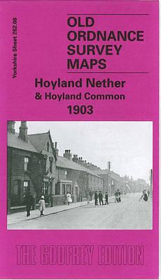 Hoyland Nether and Hoyland Common 1903: Yorkshire Sheet 282.08 - Old O.S. Maps of Yorkshire (Sheet map, folded)