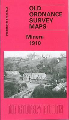 Minera 1910: Denbighshire Sheet 1910 - Old O.S. Maps of Denbighshire (Sheet map, folded)