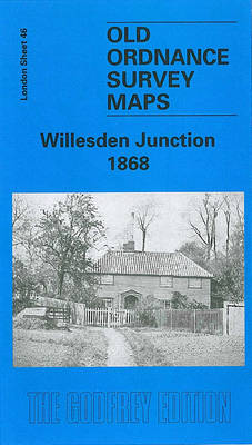 Willesden Junction 1868 (Sheet map)