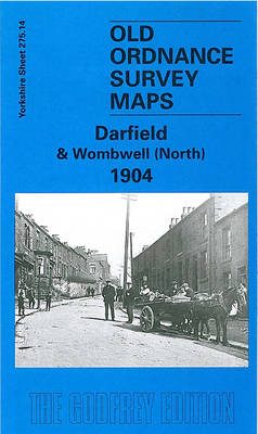 Darfield & Wombwell (North) 1904: Yorkshire Sheet 275.14 - Old Ordnance Survey Maps of Yorkshire (Sheet map, folded)