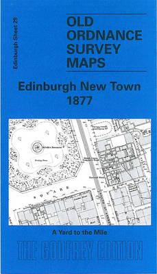 Edinburgh New Town 1877: Edinburgh Sheet 29 - Edinburgh Large Scale Plans (Sheet map, folded)
