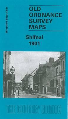 Shifnal 1901: Shropshire Sheet 44.01 - Old O.S. Maps of Shropshire (Sheet map, folded)