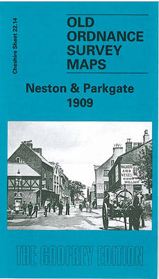 Neston and Parkgate 1909: Cheshire Sheet 22.14 - Old O.S. Maps of Cheshire (Sheet map, folded)