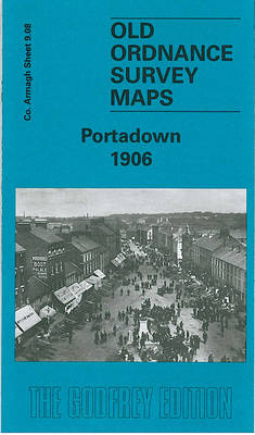 Portadown 1906 - Old O.S. Maps of County Armagh (Sheet map, folded)