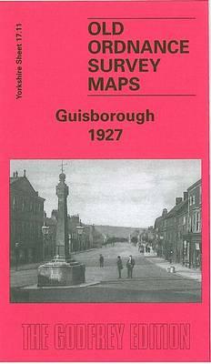 Guisborough 1927: Yorkshire Sheet 17.11 - Old O.S. Maps of Yorkshire (Sheet map, folded)