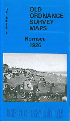 Hornsea 1926: Yorkshire Sheet 197.03 - Old O.S. Maps of Yorkshire (Sheet map, folded)