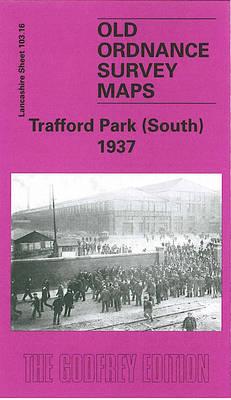 Trafford Park (South) 1937: Lancashire Sheet 103.16 - Old O.S. Maps of Lancashire (Sheet map, folded)