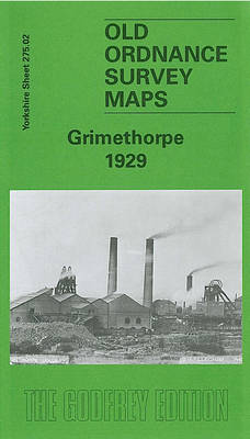 Grimethorpe 1929: Yorkshire Sheet 275.02 (Sheet map, folded)
