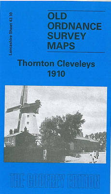 Thornton Cleveleys 1910: Lancashire Sheet 43.09 (Sheet map, folded)