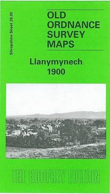 Llanymynech 1900: Shropshire Sheet 26.05 (Sheet map, folded)