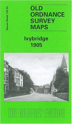 Ivybridge 1905: Devon Sheet 125.02 (Sheet map, folded)