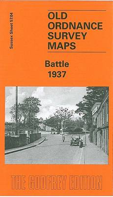 Battle 1937: Sussex Sheet 57.04 (Sheet map, folded)