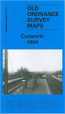 Cudworth 1904: Yorkshire Sheet 275.01 - Old O.S. Maps of Yorkshire (Sheet map, folded)