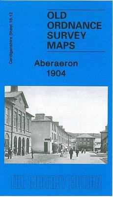 Aberaeron 1904: Cardiganshire Sheet 18.12 - Old O.S. Maps of Cardiganshire (Sheet map, folded)
